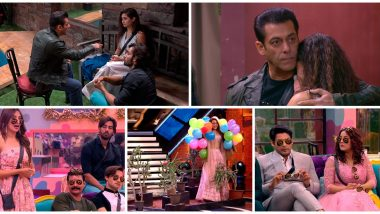 Bigg Boss 13 Weekend Ka Vaar Highlights: Himanshi Khurana's Emotional Exit Is Followed By Vikas Gupta's Wildcard Entry