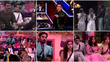 Bigg Boss 13 Weekend Ka Vaar Highlights: Salman Khan Ends The Episode And Walks Out Disappointed At Contestants