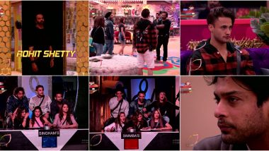 Bigg Boss 13 Weekend Ka Vaar Highlights: Rohit Shetty To Patch Things Up Between Sidharth Shukla and Asim Riaz