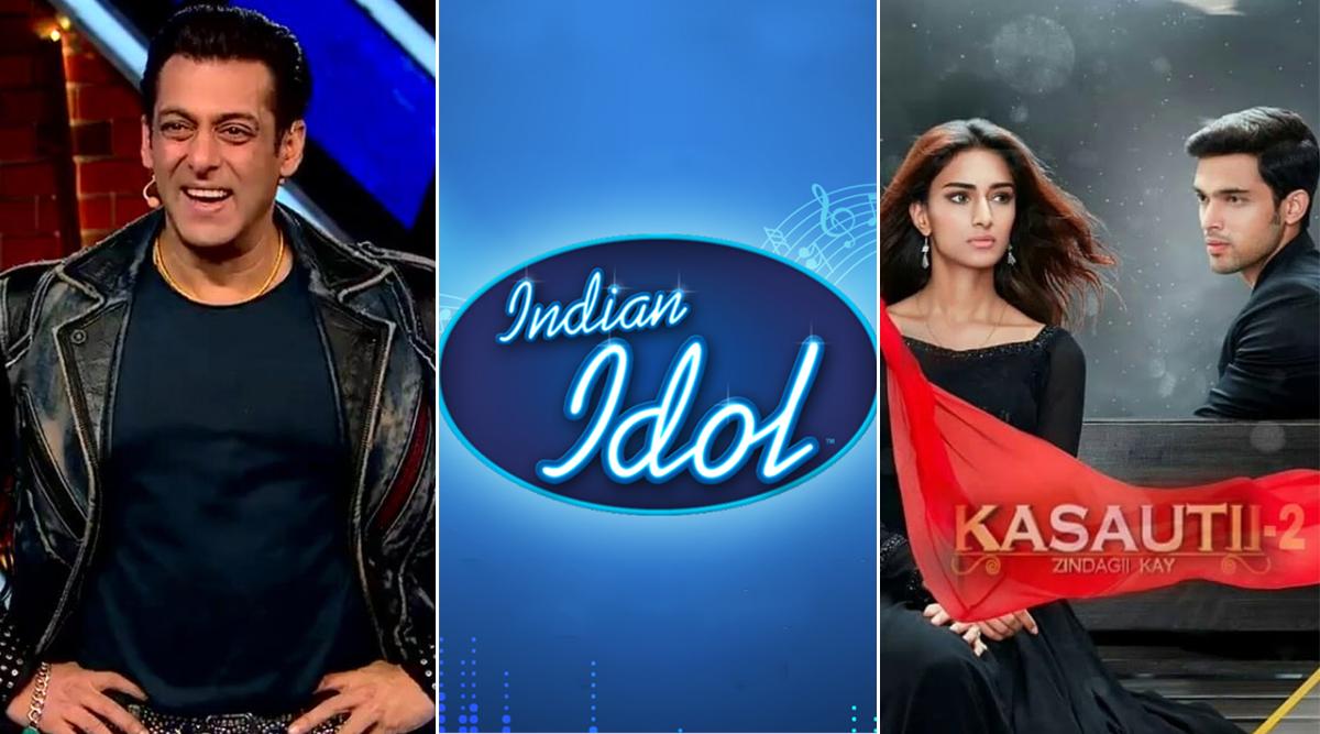 Bigg Boss 13: Salman Khan's Controversial Show Beats Indian Idol 11 and Kasautii Zindagii Kay 2, Grabs a Spot in Top 10!