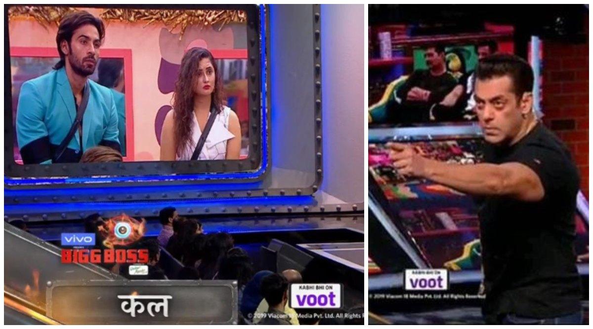 Bigg Boss 13 Weekend Ka Vaar Preview: Salman Khan Exposes Arhaan Khan, Reveals To Rashami Desai That Her 'To-Be' Fiance Has A Child (Watch Video)