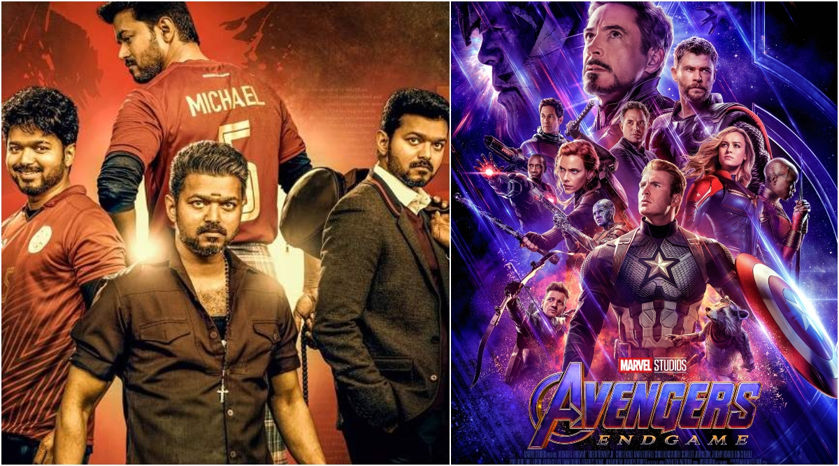 Most Tweeted Hashtags 2019 India: Thalapathy Vijay's Bigil Joins Marvel's Avengers: Endgame in Top 10, Is the Only Indian Film on the List