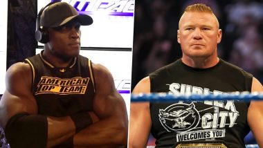 Bobby Lashley vs Brock Lesnar? The All Mighty Expresses Desire to Fight The Beast Incarnate in the Year 2020 As the Latter is Set to Make a Return to WWE Raw