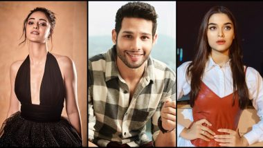 Year Ender 2019: Ananya Panday, Siddhant Chaturvedi, Saiee Manjrekar and Other Actors Who Marked Their Bollywood Debut This Year