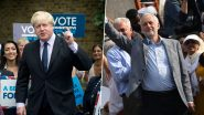 UK General Elections Results 2019 Live News Updates: Jeremy Corbyn, Labour leader Arrives at His Islington Constituency Vote Count