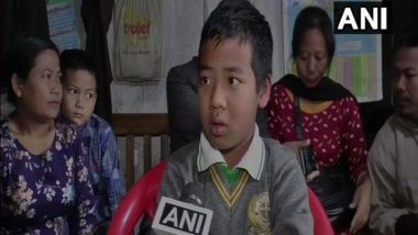 Issac Paulallungmuan Vaiphei All Set to Become Youngest Person to Appear in Class 10 Board Exams in Assam