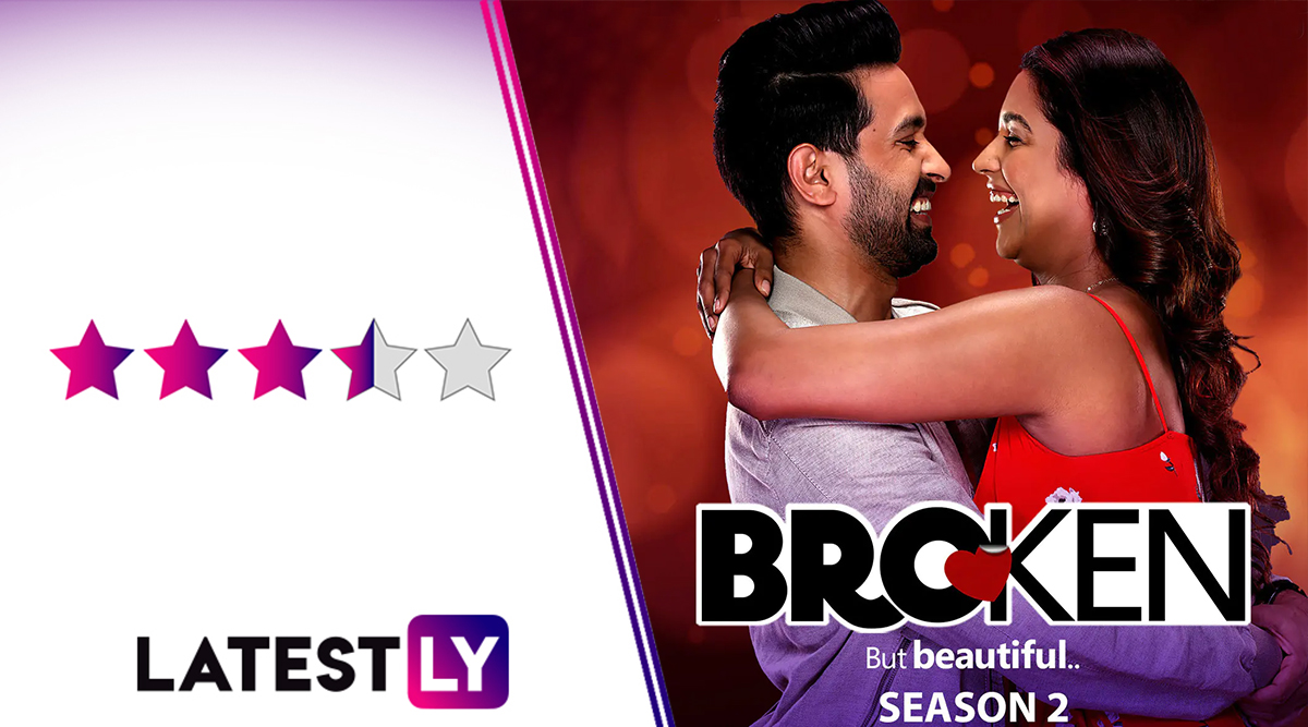 Broken But Beautiful Season 2 Review: Vikrant Massey and Harleen Sethi's Twisted Love Tale Will Undo the Knots of Your Heart!