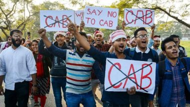 CAB Protest: Mobile Internet, SMS Services Blocked in Meghalaya, Curfew Imposed in Shillong
