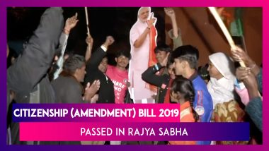 Rajya Sabha Passes Citizenship (Amendment) Bill 2019, Refugees Celebrate