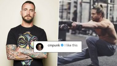 CM Punk Reacts to John Morrison's Emotional Message Video From WWE Performance Center, Check Out Former UFC Fighter's Comment