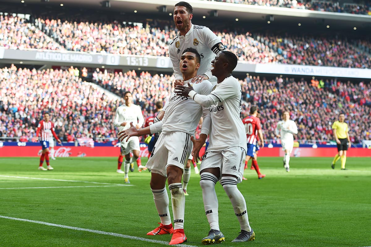 Real Madrid vs Manchester City, UEFA Champions League Live Streaming Online: Where to Watch CL 2019–20 Round of 16 Match Live Telecast on TV & Free Football Score Updates in Indian Time?