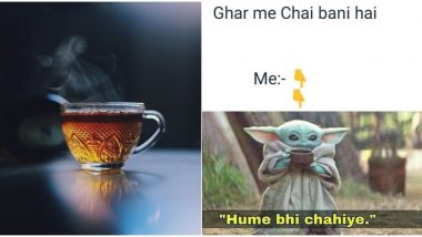 Netizens Celebrate International Tea Day 2019 by Sharing Funny Memes on Chai and Beautiful Pictures of Their Favourite Beverage