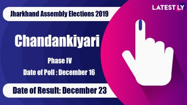 Chandankiyari (SC) Vidhan Sabha Constituency in Jharkhand: Sitting MLA, Candidates For Assembly Elections 2019, Results And Winners