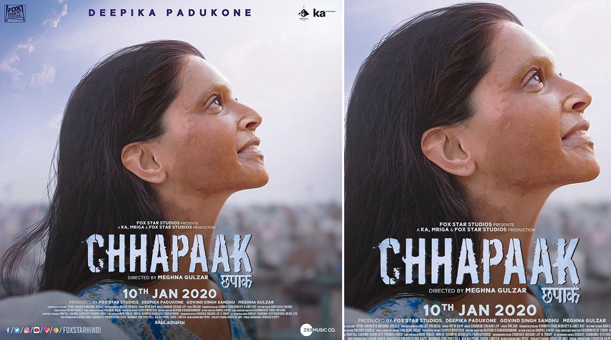 Chhapaak: Deepika Padukone's Film Trolled on Twitter for Changing Laxmi Agarwal's Assailant from Nadeem Khan to Hindu-Sounding Rajesh