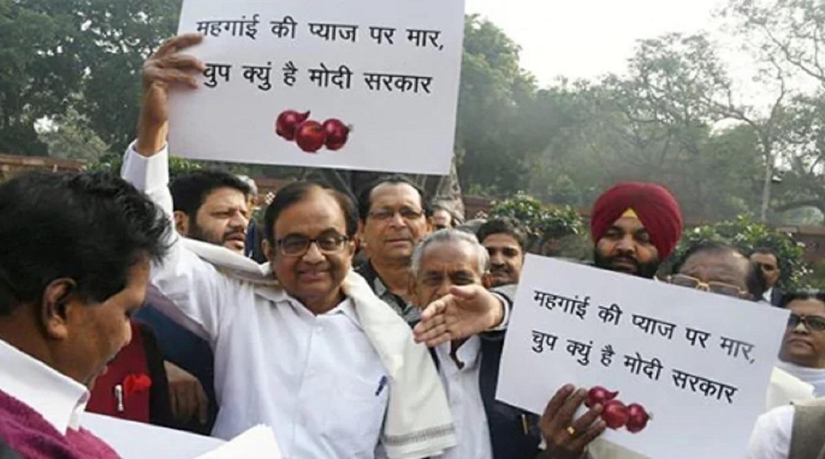 P Chidambaram Jabs Nirmala Sitharaman For 'I Don't Eat Onions' Remark, Asks Whether She Consumes Avocado