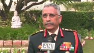 'Thal Sena Bhawan, Indian Army's New HQ Will Improve Work Efficiency & Reduce Carbon Footprints', Says General Chief Manoj Mukund Naravane