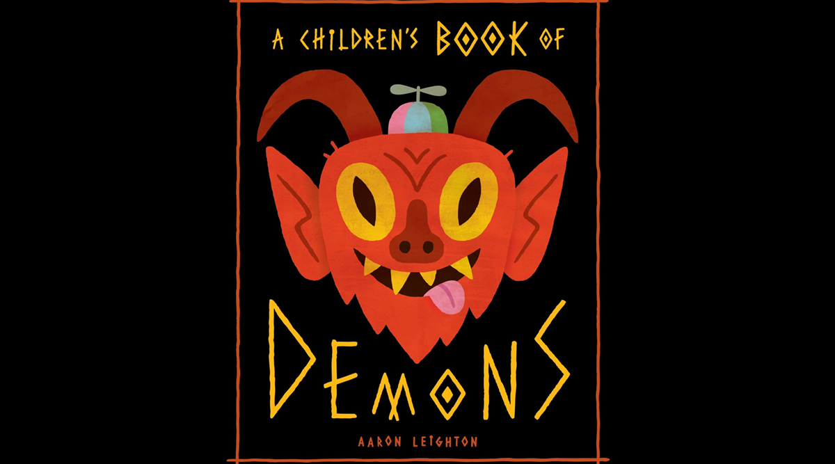 'Children's Book of Demons' Encourages Kids to Summon Evil Spirit For Help With Homework And Daily Chores; Condemned by Exorcists