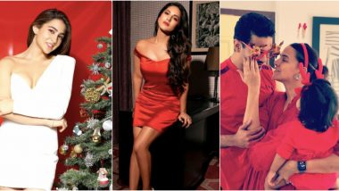 Christmas 2019: Sara Ali Khan, Sunny Leone, Neha Dhupia and Other Celebs Post Xmas Wishes For Fans With Adorable Pictures