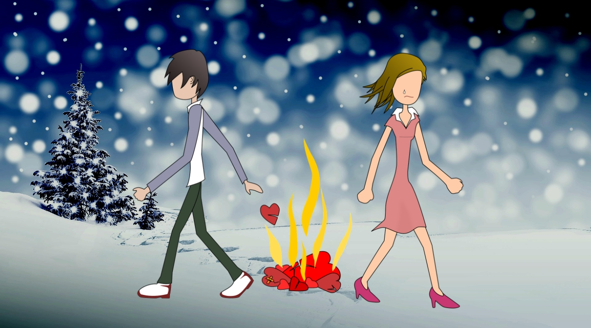 Why Do Divorce Rates Double Over Christmas? Two Major Reasons Why Relationships Break During Holidays