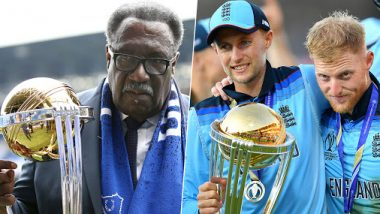 New Year Honours 2020: West Indies Legend Clive Lloyd Awarded With Knighthood; English Cricketers Ben Stokes, Joe Root, Eoin Morgan and Jos Butter Also Honoured