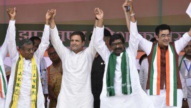 Hemant Soren Swearing-In Live Streaming on DD News: Watch JMM Leader Take Oath as 11th Jharkhand CM