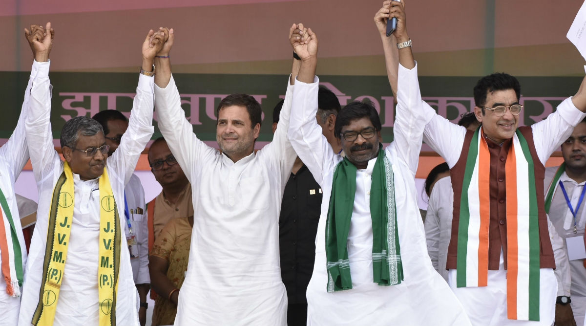Hemant Soren to Take Oath as Jharkhand Chief Minister on December 29; From Rahul Gandhi to Mamata Banerjee, Here is List of Guests Attending Oath Taking Ceremony