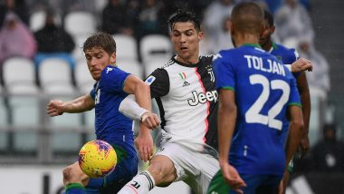 Cristiano Ronaldo Ends Goal Drought to Rescue Point for Juventus in 2-2 Serie A Draw Against Sassuolo