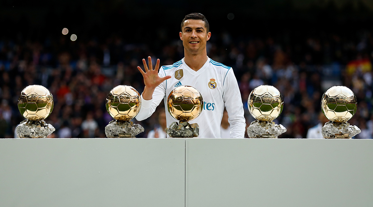 Cristiano Ronaldo For Ballon d'Or Award 2019: 3 Reasons Why Juventus Forward Should Win His Sixth Golden Ball