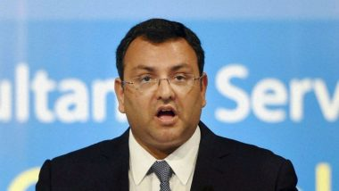 Cyrus Mistry Says 'Not Interested' in Getting Back to Tata Group in Any Capacity