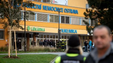 Czech Shooting: Gun Rampage at Faculty Hospital in Ostrava, Six Dead