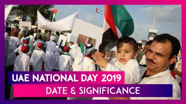 UAE National Day 2019: Date, Significance, Celebrations Of United Arab Emirates Foundation Day
