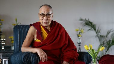 Dalai Lama Lauds PM Narendra Modi For Decision on Complete Lockdown, Says 'PM Modi's Firm Leadership Will Be Effective in Combating Virus'