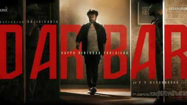Happy Birthday THALAIVAR! Darbar Makers Release Rajinikanth's Poster, Will They Drop the Trailer of The  Superstar's Film Today?