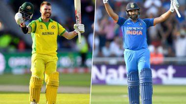 India vs Australia: Rohit Sharma, David Warner Have Vivacious Appetite for Runs, Says Dean Jones