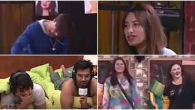 Bigg Boss 13 Day 66 Preview: Asim Riaz Shreds Mahira Sharma's Emotions and Sidharth Shukla-Paras Chhabra Turn Rashami Desai Into a Joker (Watch Video)