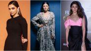 Sexiest Asian Women Of the Decade Full List: Deepika Padukone Takes The Top Spot; TV Actress Drashti Dhami Ranks Above Alia Bhatt and Sonam Kapoor