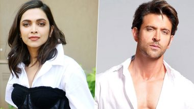 Deepika Padukone Rubbishes Rumours of Hrithik Roshan Playing Lord Krishna in Draupadi