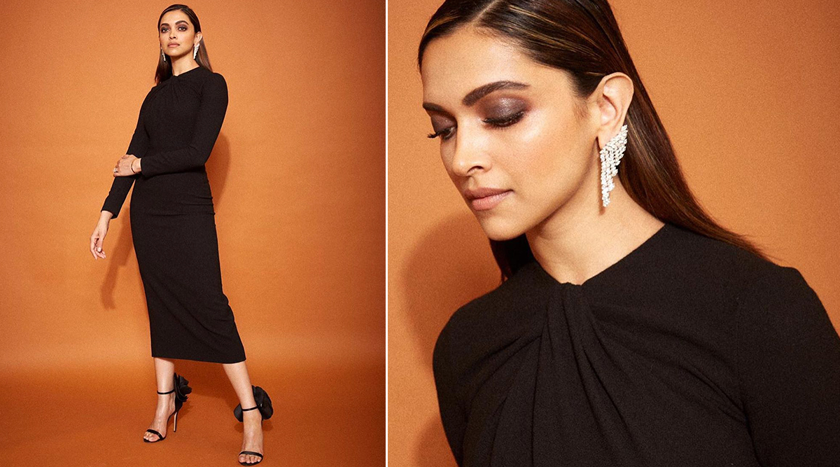 Deepika Padukone for Chhapaak Trailer Launch Ushered In A Poignant Change With A Powerful Monochrome Look