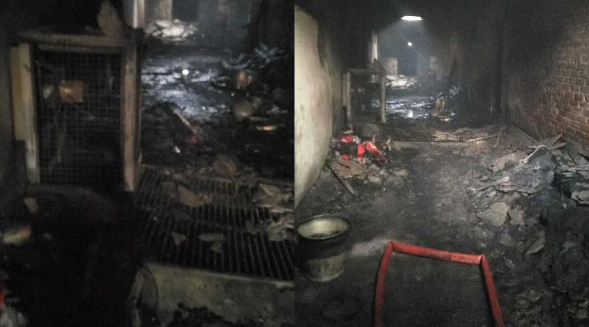 Delhi Fire: 43 Killed as Massive Blaze Breaks Out in Factory at Anaj Mandi