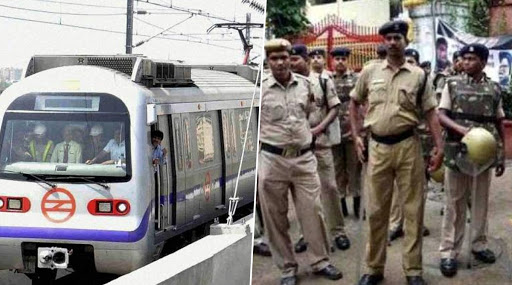 Citizenship Amendment Act Protests: DMRC Shuts Entry and Exit Gates of Jamia Millia Islamia And Janpath Station After Delhi Police Issues Advisory