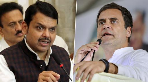 Devendra Fadnavis Questions Shiv Sena's Soft Approach on Insult of Savarkar, Says Rahul Gandhi's Comments 'Shameful'