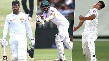 Pakistan vs Sri Lanka, 2nd Test 2019, Key Players: Babar Azam, Dhananjaya de Silva, Naseem Shah and Other Cricketers to Watch Out for in Karachi