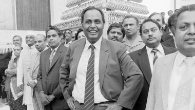Dhirubhai Ambani 87th Birth Anniversary: 12 Interesting Things To Know About The Indian Business Tycoon