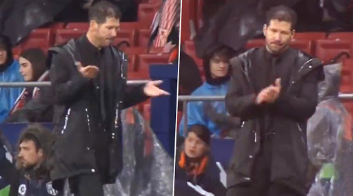 Diego Simeone's Reaction After Lionel Messi Stunner Against Atletico Madrid Is Priceless! (Watch Video)