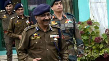 Hizbul Mujahideen on Verge of Complete Wipeout From South Kashmir, Says J&K DGP Dilbag Singh