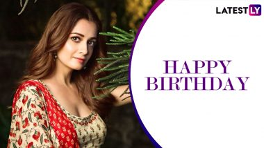 Dia Mirza Birthday: From Environmental Issues to Wildlife Conservation, Social Causes Undertaken by Former Miss Asia Pacific