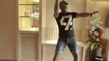 Dwayne Bravo Takes Up 'Dance Like A Chamiya' Challenge, Dares Harbhajan Singh, Chris Gayle and Suresh Raina (Watch Instagram Video)