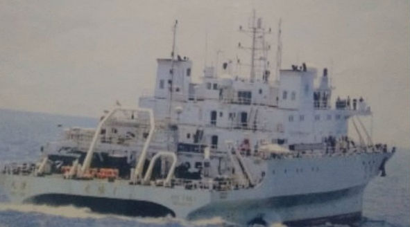 Indian Navy Drives Away Suspicious Chinese Vessel From Indian Waters Near Port Blair