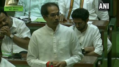 Shiv Sena Will Not Deviate From Hindutva Ideology, Says Maharashtra CM Uddhav Thackeray in Assembly
