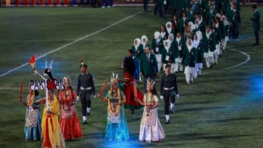 South Asian Games 2019: With Grandeur, Nepal Declares 13th SAG Open